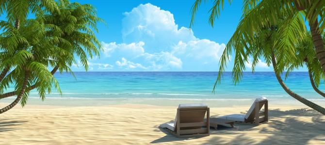 Wie sieht es im Paradies aus?